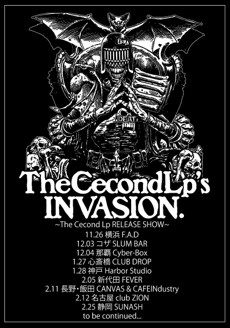 T.C.L -The Cecond Lp RELEASE SHOW-